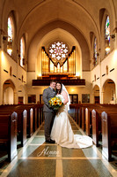 gilleys-dallas-wedding-aleman-photos-becca-jared-steel-city-pops-st.thomas-aquinas-church-sunflowers-black-dridesmaids-dresses-downtown-skyline018