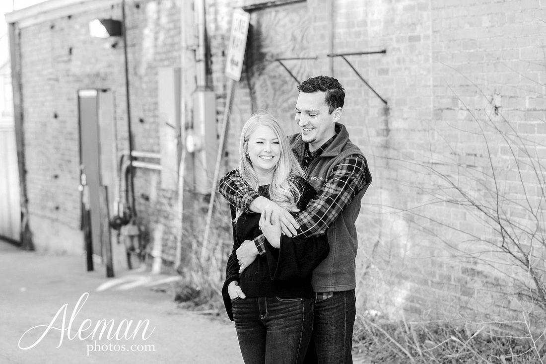 fort-worth-stockyards-engagement-dogs-rustic-winter-green-dress-formal-goldendoodle-aleman-photos-018