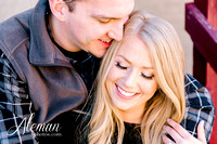 fort-worth-stockyards-engagement-dogs-rustic-winter-green-dress-formal-goldendoodle-aleman-photos-014