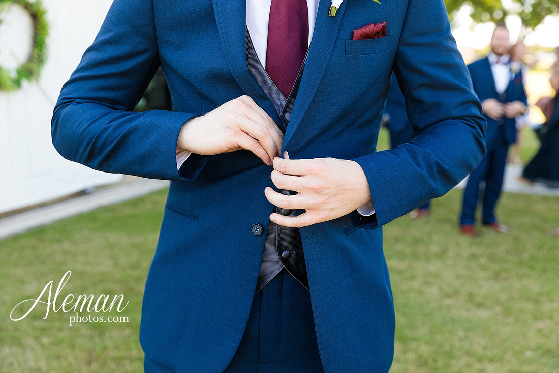 morgan-creek-barn-wedding-aubrey-denton-dallas-fort-worth-aleman-photos-outdoor-ceremony-blue-suits-texas-tech-maroon-converse-white-barn-brooke-michael-032