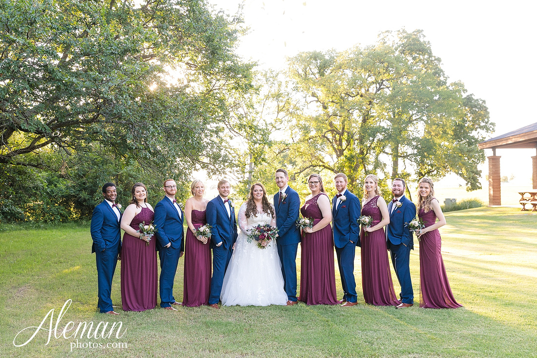 morgan-creek-barn-wedding-aubrey-denton-dallas-fort-worth-aleman-photos-outdoor-ceremony-blue-suits-texas-tech-maroon-converse-white-barn-brooke-michael-054