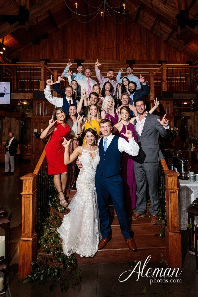the-lodge-springs-aubrey-denton-north-texas-hill-country-fuschia-sangria-gold-bridesmaid-dresses-navy-groomsmen-suits-wedding-design-guest-list-events-aleman-photos-amanda-barry-085