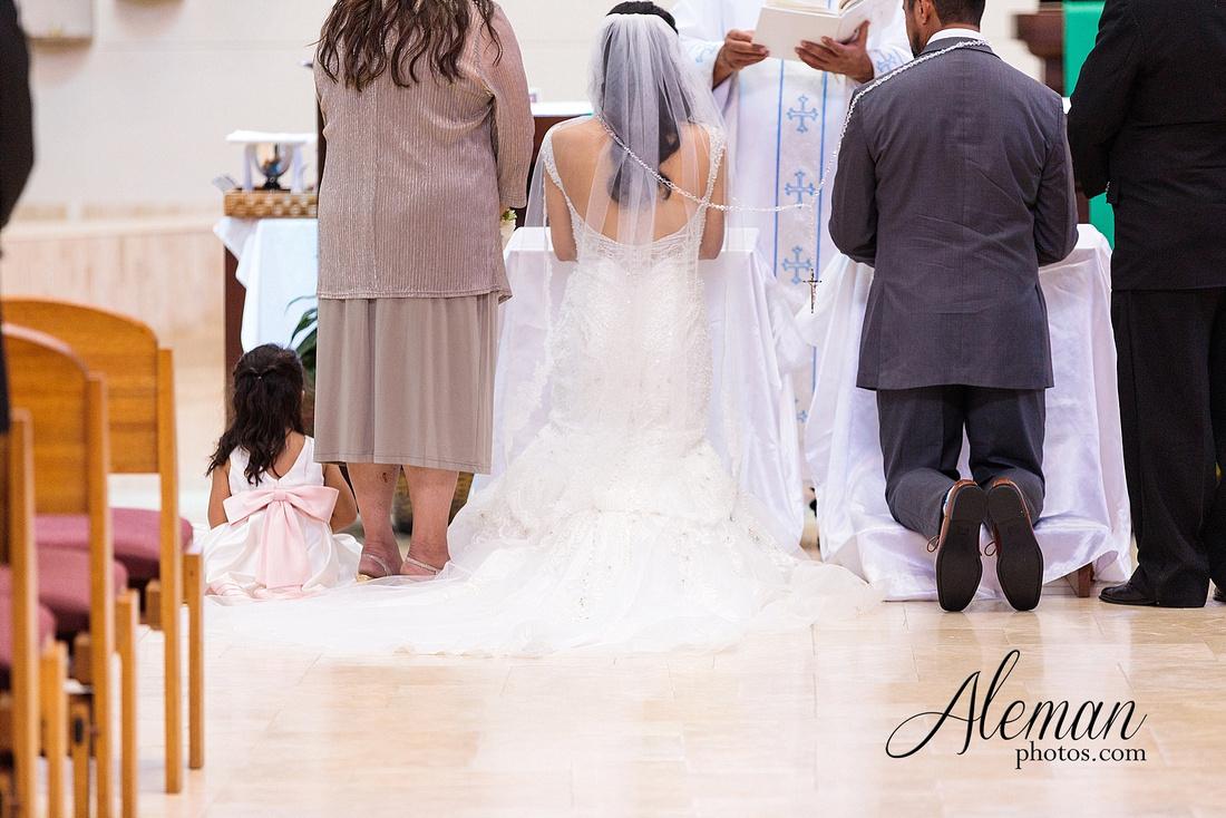 st-joseph-catholic-church-arlington-wedding-dallas-westin-downtown-urban-city-cityscape-el-fenix-pink-bridesmaid-dresses-gray-suit-navy-suit-fake-flowers-aleman-photos-mercedes-ian-033
