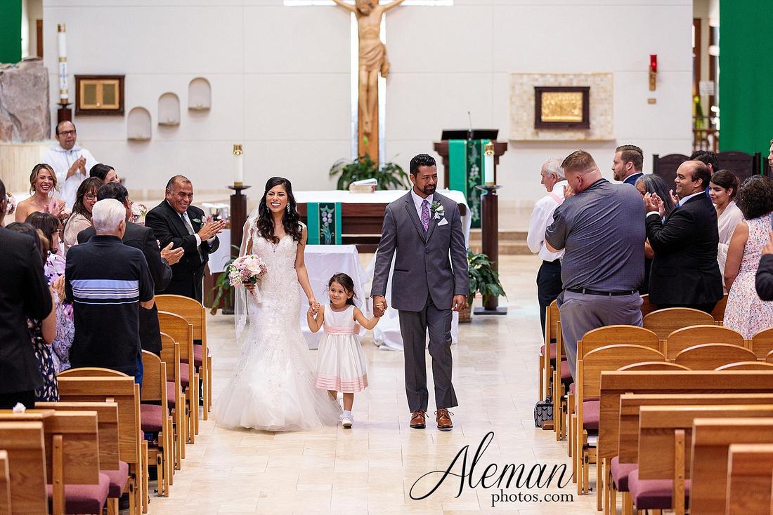 st-joseph-catholic-church-arlington-wedding-dallas-westin-downtown-urban-city-cityscape-el-fenix-pink-bridesmaid-dresses-gray-suit-navy-suit-fake-flowers-aleman-photos-mercedes-ian-039