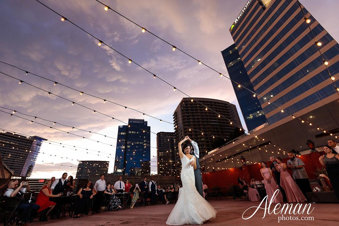 st-joseph-catholic-church-arlington-wedding-dallas-westin-downtown-urban-city-cityscape-el-fenix-pink-bridesmaid-dresses-gray-suit-navy-suit-fake-flowers-aleman-photos-mercedes-ian-051