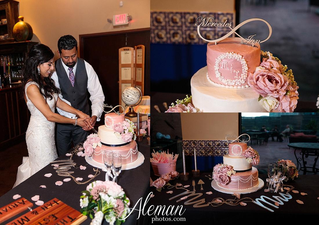 st-joseph-catholic-church-arlington-wedding-dallas-westin-downtown-urban-city-cityscape-el-fenix-pink-bridesmaid-dresses-gray-suit-navy-suit-fake-flowers-aleman-photos-mercedes-ian-060