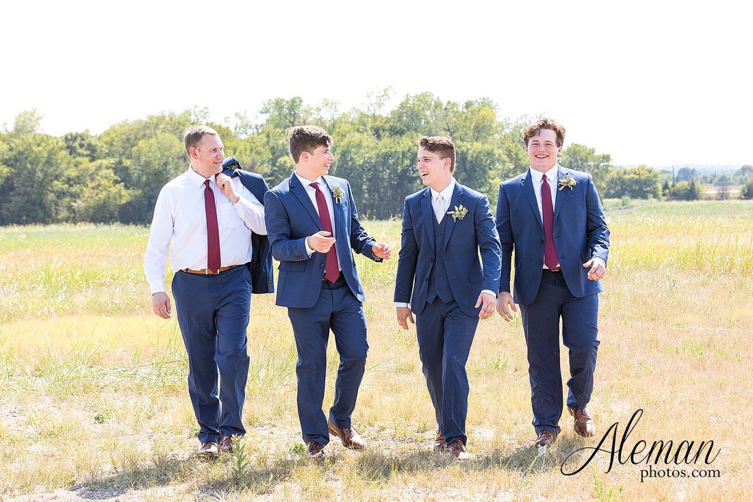 outdoor-field-bohemian-vera-wang-dress-rustic-wedding-grace-church-ovilla-wine-dark-red-bridesmaid-dresses-navy-suits-groom-tall-grass-aleman-photos-kaitlin-jason-010