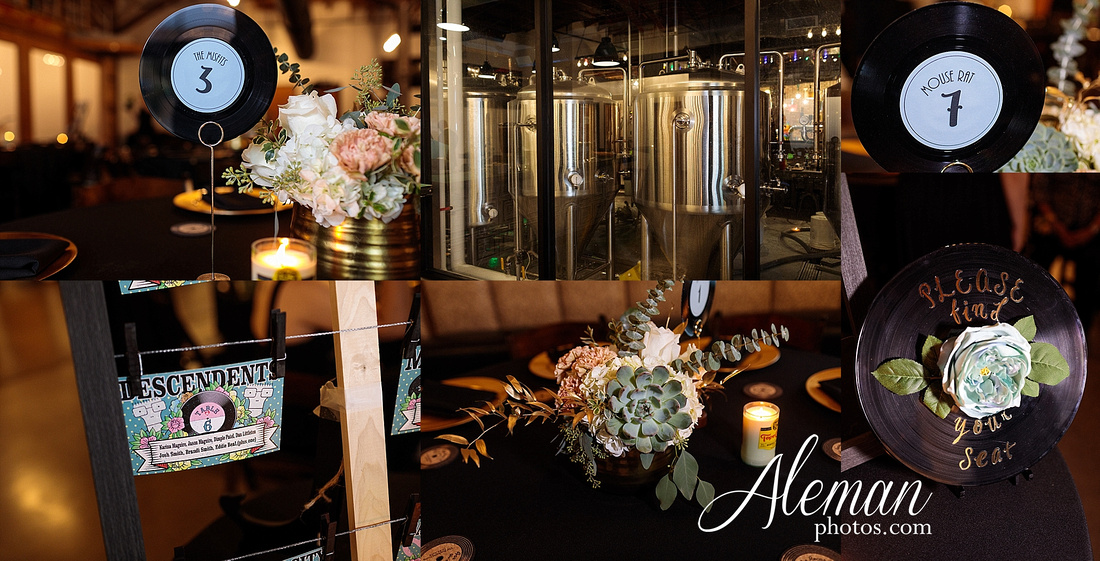 four-corners-brewery-downtown-dallas-uptown-modern-wedding-contemporary-music-records-theme-dogs-aleman-photos-dfw-mayra-justin-047