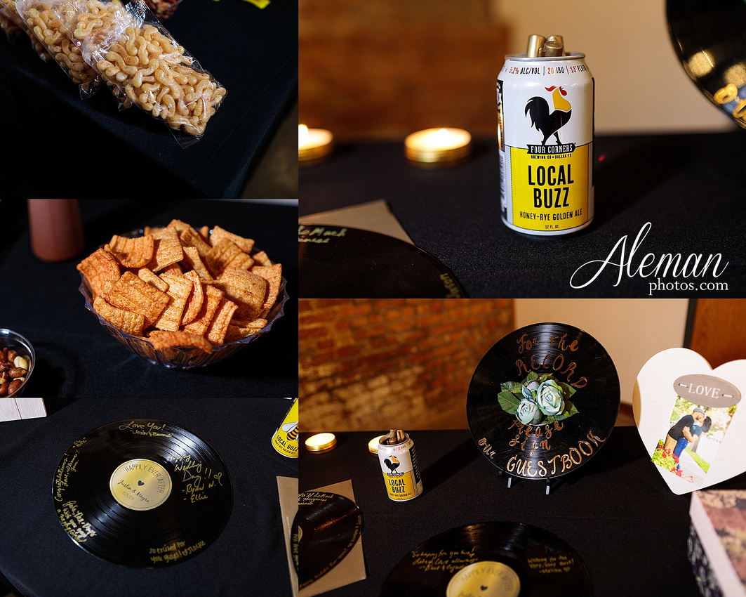 four-corners-brewery-downtown-dallas-uptown-modern-wedding-contemporary-music-records-theme-dogs-aleman-photos-dfw-mayra-justin-048