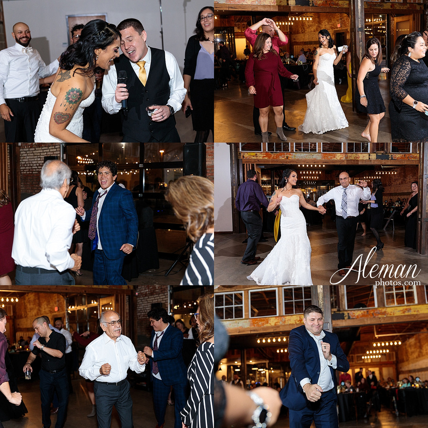 four-corners-brewery-downtown-dallas-uptown-modern-wedding-contemporary-music-records-theme-dogs-aleman-photos-dfw-mayra-justin-064