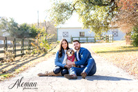 downtown-mckinney-engagement-session-fall-wedding-photographer-country-dog-pets-bandana-aleman-photos-004