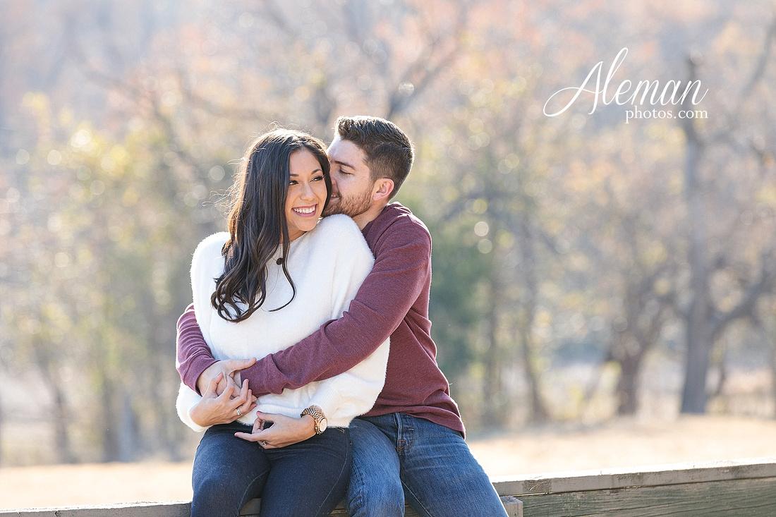 downtown-mckinney-engagement-session-fall-wedding-photographer-country-dog-pets-bandana-aleman-photos-007