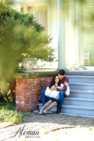 downtown-mckinney-engagement-session-fall-wedding-photographer-country-dog-pets-bandana-aleman-photos-012