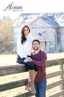 downtown-mckinney-engagement-session-fall-wedding-photographer-country-dog-pets-bandana-aleman-photos-013