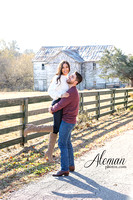 downtown-mckinney-engagement-session-fall-wedding-photographer-country-dog-pets-bandana-aleman-photos-015