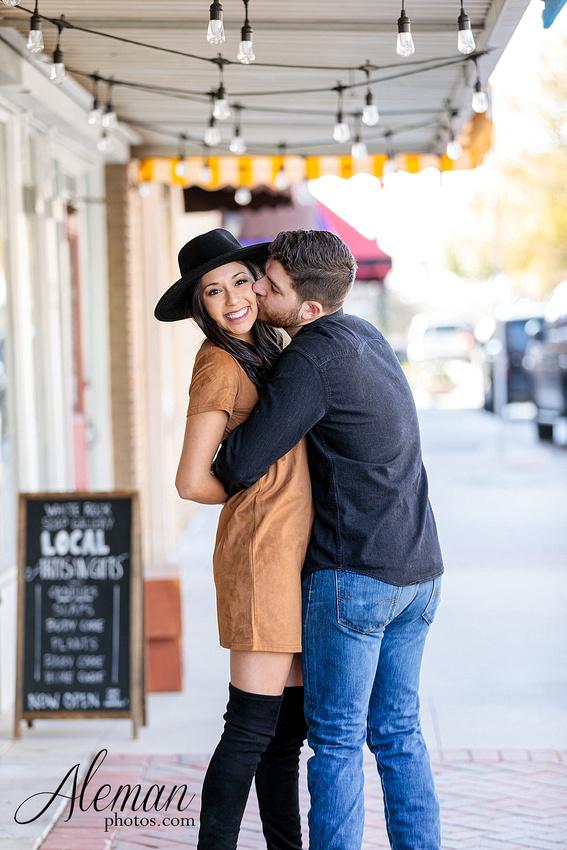 downtown-mckinney-engagement-session-fall-wedding-photographer-country-dog-pets-bandana-aleman-photos-019