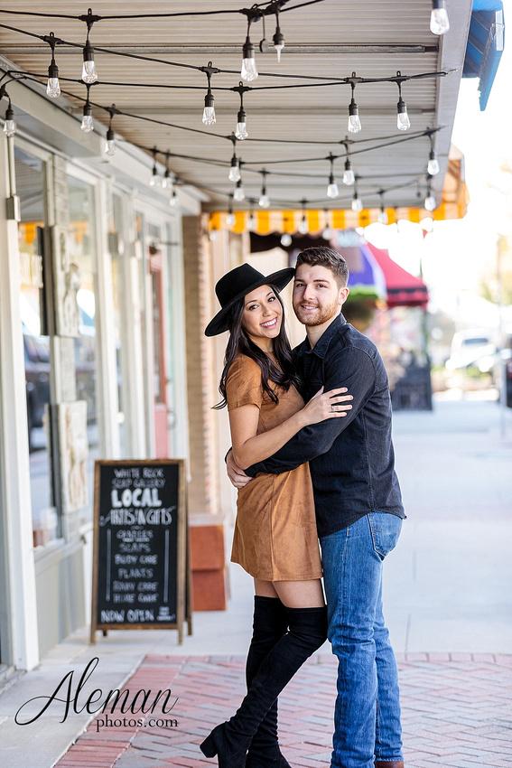 downtown-mckinney-engagement-session-fall-wedding-photographer-country-dog-pets-bandana-aleman-photos-025