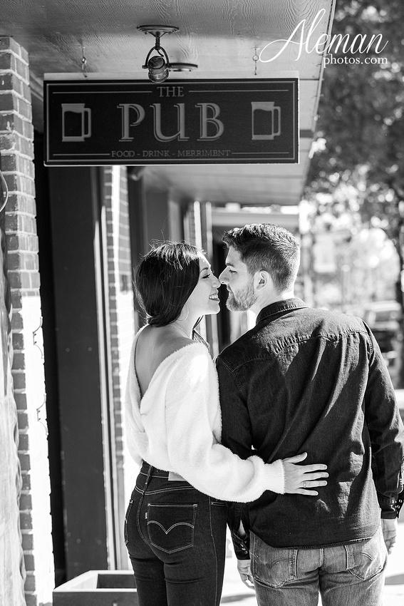 downtown-mckinney-engagement-session-fall-wedding-photographer-country-dog-pets-bandana-aleman-photos-026