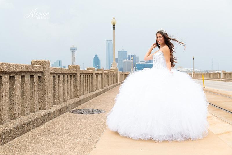 quince-portraits-teen-white-dress-dallas-skyline-arts-district-aleman-photos008