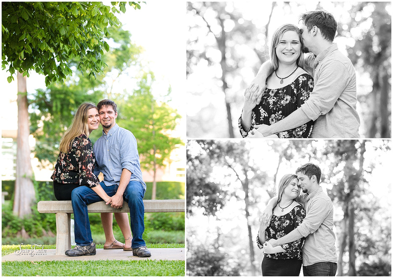 twu-gardens-greenhouse-denton-outdoor-engagement-caitlin 013