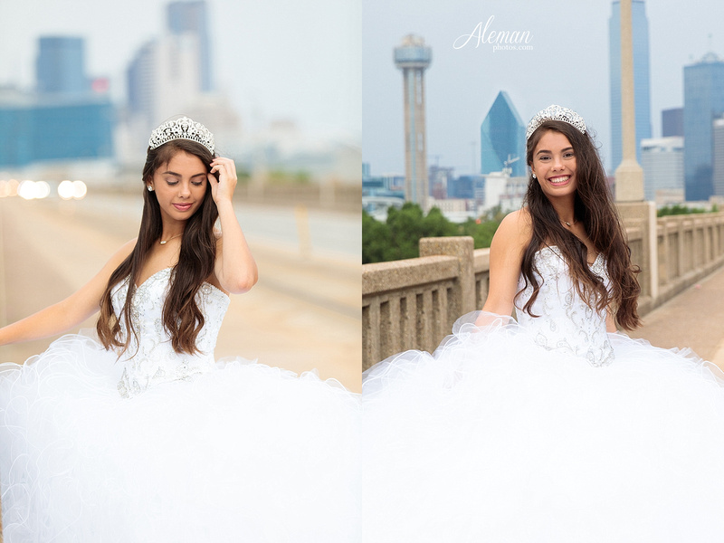 quince-portraits-teen-white-dress-dallas-skyline-arts-district-aleman-photos010